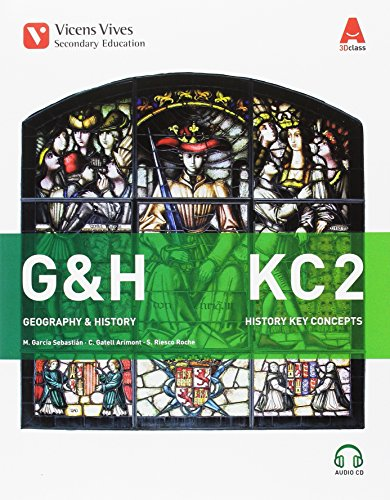 G&H 2 HISTORY KEY CONCEPTS+CD (THE MIDDLE AGES): 000002 - 9788468244082