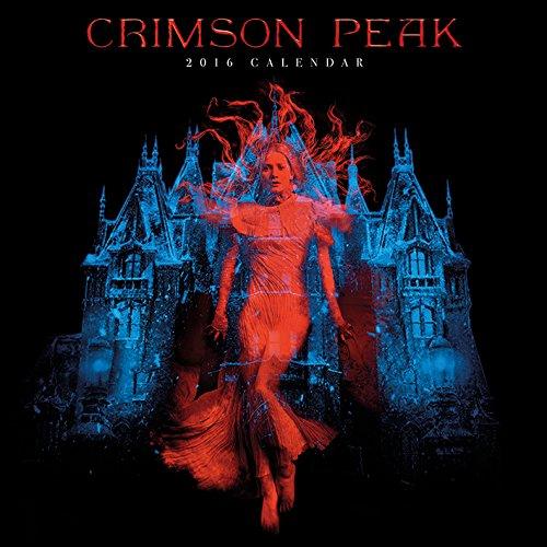 Crimson Peak Official 2016 Calendar