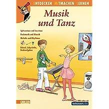 Sach- und Mitmachbuch: Musik und Tanz
