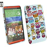 Emartbuy® HTC Desire 820 Gel Hülle Schutzhülle Case Cover Eules