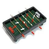 HAB & GUT (FB002) *babyfoot* Mini Table Soccer, 21 x 15 cm, incl football