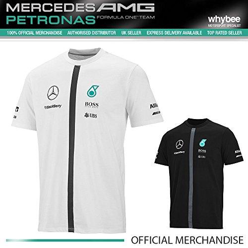 Mercedes Polo para Hombre amg Petronas