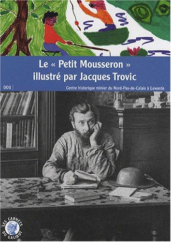 Le Petit Mousseron illustré par Jacques Trovic
