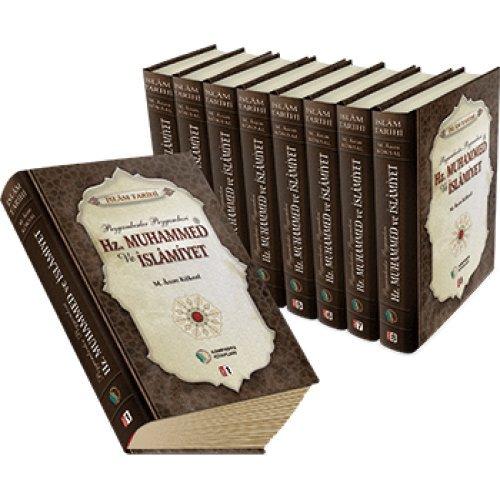 Islam Tarihi Hz. Muhammed Mustafa 8 Cilt M. Asim Köksal