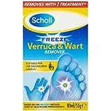 Scholl Freeze Verruca and Wart Remover, 80ml