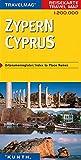 Reisekarte : Zypern -