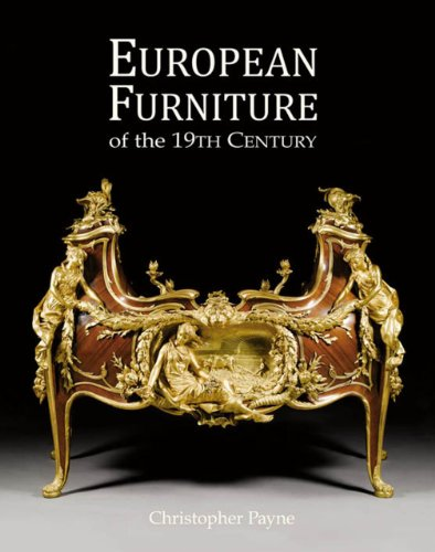 European Furniture of the 19th Century