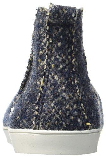 Bottes Chelsea Living Kitzbühel Chelsea Tweed, Scarpe Da Ginnastica Unisexe - Adulto Blu (denim)