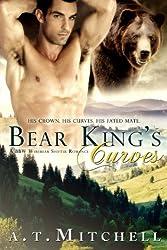 Bear King's Curves: A BBW Werebear Shifter Romance (English Edition)