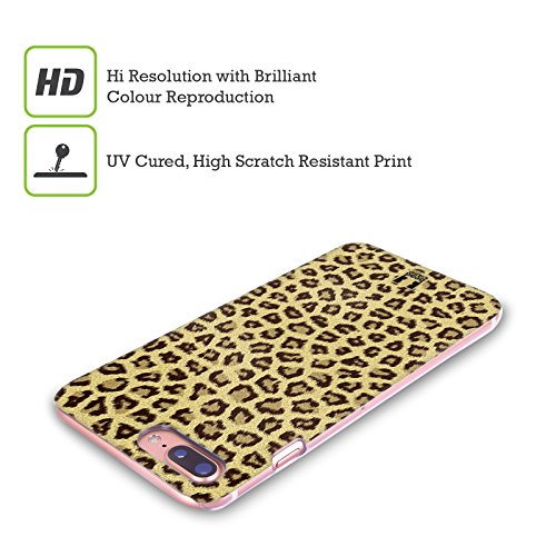Head Case Designs Tigre Pellicce Da Collezione Cover Retro Rigida per Apple iPhone X Giagiuaro