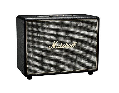 Marshall Woburn - Altavoz inalámbrico (Bluetooth 4.0, Bass-reflex, entrada...