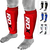 RDX MMA Boxen Schienbeinschutz Kampfsport Kickboxen Schienbein Schienbeinschoner Beinschützer