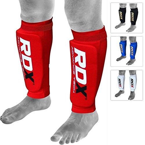 RDX MMA Schienbeinschoner Schienbeinschutz für Kampfsport
