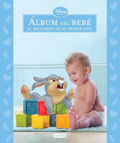 Álbum del bebé. el recuerdo de su primer año (niño) (álbumes disney) EPUB Descargar gratis!