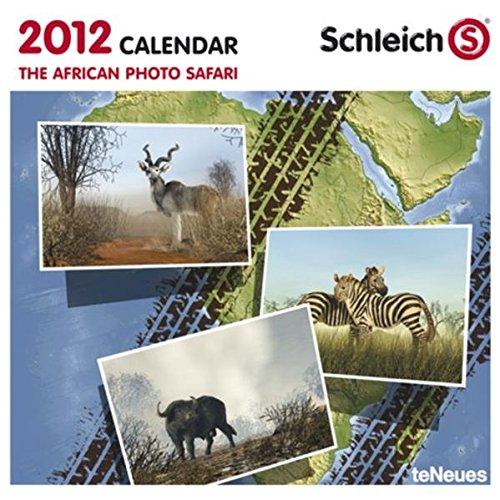 2012 Schleich Grid Calendar