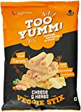 #1: TooYumm! Veggie Stix, Cheese and Herbs, 60g