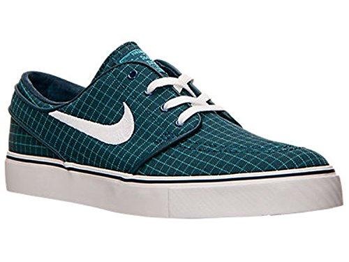 Nike Herren Zoom Stefan Janoski Cnvs Prm Skaterschuhe, Talla Blue