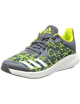 adidas Fortarun K, Zapatillas de Deporte Unisex niños, (Onix/Ftwbla/Seamso), 38 EU