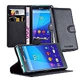 Cadorabo Étui de Protection pour Sony Xperia Z3 Compact avec Compartiment pour...