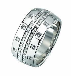 Pierre Cardin Damen-Ring Gravure Sterling-Silber 925 Gr. 58 (18.5) PCRG90283A18