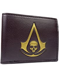 Cartera de Ubisoft Assassins Creed Black Flag Multicolor