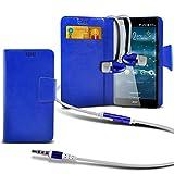 (Blau + Kopfhörer) Microsoft Lumia 940 XL