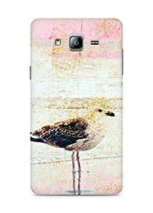 Amez designer printed 3d premium high quality back case cover for Samsung Galaxy ON5 (Texture s birds spot)