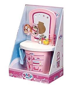 baby born interactif lavabo accessoire pour poupon jeux et jouets. Black Bedroom Furniture Sets. Home Design Ideas