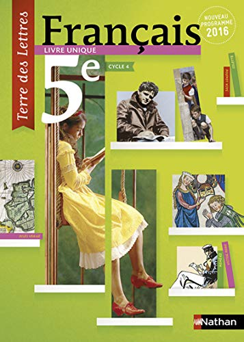 Terre des Lettres 5e - Format compact - Nouveau programme 2016