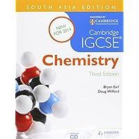 Cambridge IGCSE Chemistry 3rd Edition plus CD South Asia Edition