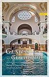 Genuss mit Geschichte: Baden in bayerischen Denkmälern - Thermen, Schwimmhallen, Naturbäder