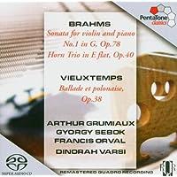 Sonata for Violin   Piano 1 in G/Horn Tr