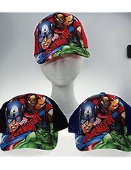 1 Casquette Avengers, taille 52 ou 54 cm. .