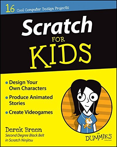 Scratch for Kids For Dummies by Derek Breen (22-May-2015) Paperback