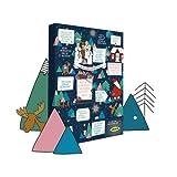 IKEA Adventskalender 2016 - der kultige Weihnachtskalender mit Ikea-Gutscheinkarten und feinsten Pralinen (ohne Alkohol) - nur für kurze Zeit
