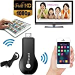1. Support multi-system cross-platform (Android, iOS, Windows) and multi-screen interactive feature 2. Support full HD wireless audio and video transmission, support HDMI 1.3 HD output 3. Support the wired Internet, with AP function, can be used as a...