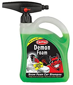 CarPlan CDW200 Demon with Snow Foam Gun