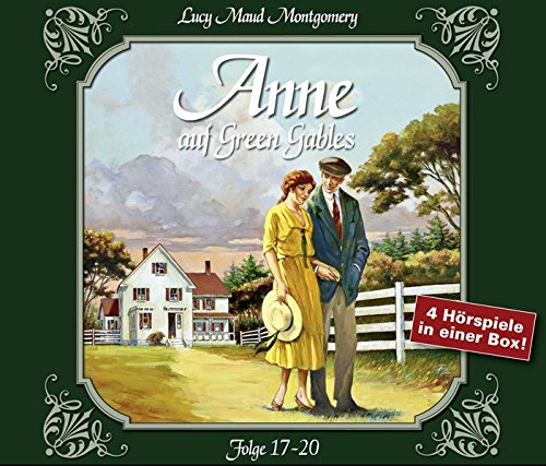 Anne auf Green Gables-Box 5 Folge 17-20 (Box Green Music)
