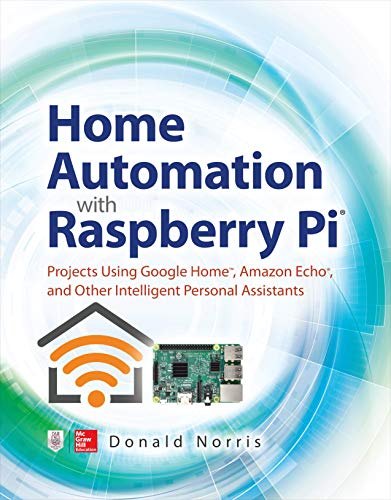 Home-automation-thermostate (Home Automation with Raspberry Pi: Projects Using Google Home, Amazon Echo, and Other Intelligent Personal Assistants)