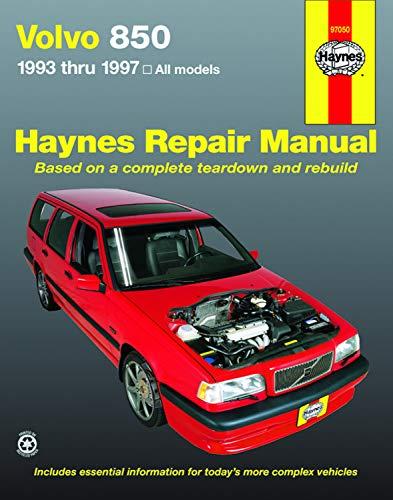 Volvo 850, 1993-1997 (Haynes Manuals) -