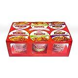 Nissin Veg Cup Noodles, 70g (Pack of 6)