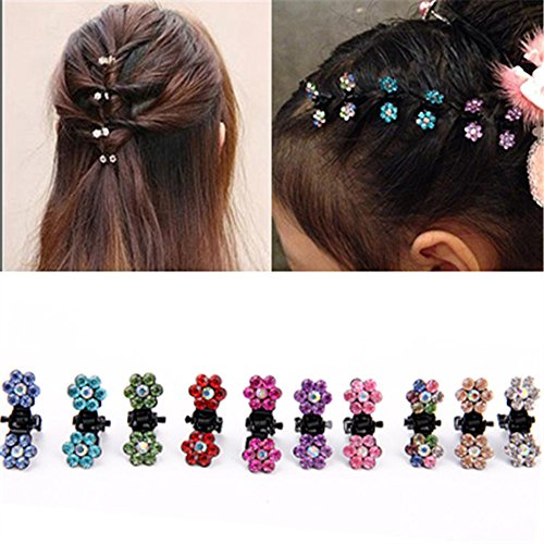 DWE Hair Pins,15pcs Hair Bangs M...