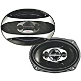 """Best 6x9 Car Speakers - 5 Core 69-93-PARALLEL 6""""x9"""" (16x24cm) 2 Way High Review"""