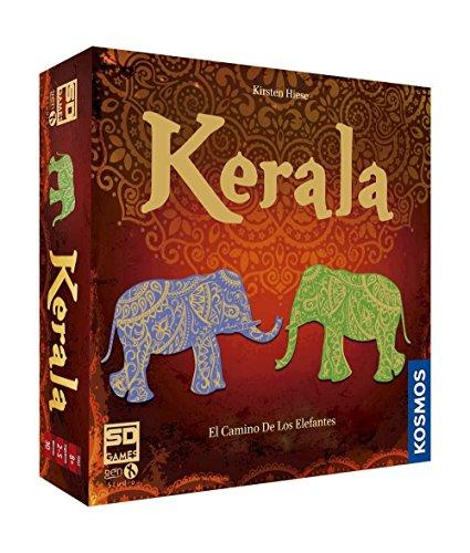 SD Games - Kerala, El Camino de los Elefantes (SDGKERALA01)