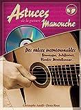 Méthodes et pédagogie COUP DE POUCE ROUX ET ASTOLFI - ASTUCES DE LA GUITARE MANOUCHE VOL.3 + CD Guitare acoustique