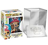 Funko Pop Animation One Piece- Tony Tony, Chopper Figure + FUNKO PROTECTIVE CASE