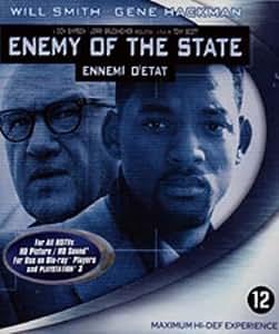 Ennemi D' Etat [Blu-ray] [Import belge]