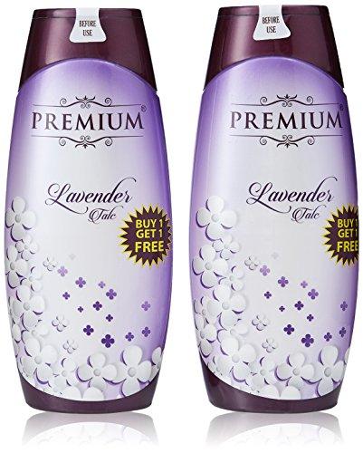 Premium Lavender Talc - 600gm (B1G1)