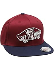 Vans Herren Baseball Cap, Home Team Flexfit, GR.