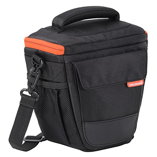 Cullmann Paros Action 200 Tasche für mittlere DSLR-Kamera und Bridgekamera rot